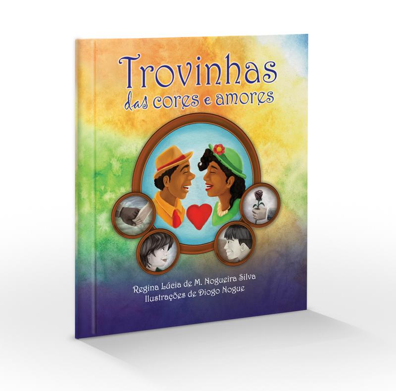 Livro Infantil contra o preconceito. Valorizando as diferenças e o amor