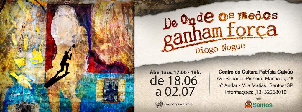 Exposição Diogo Nogue